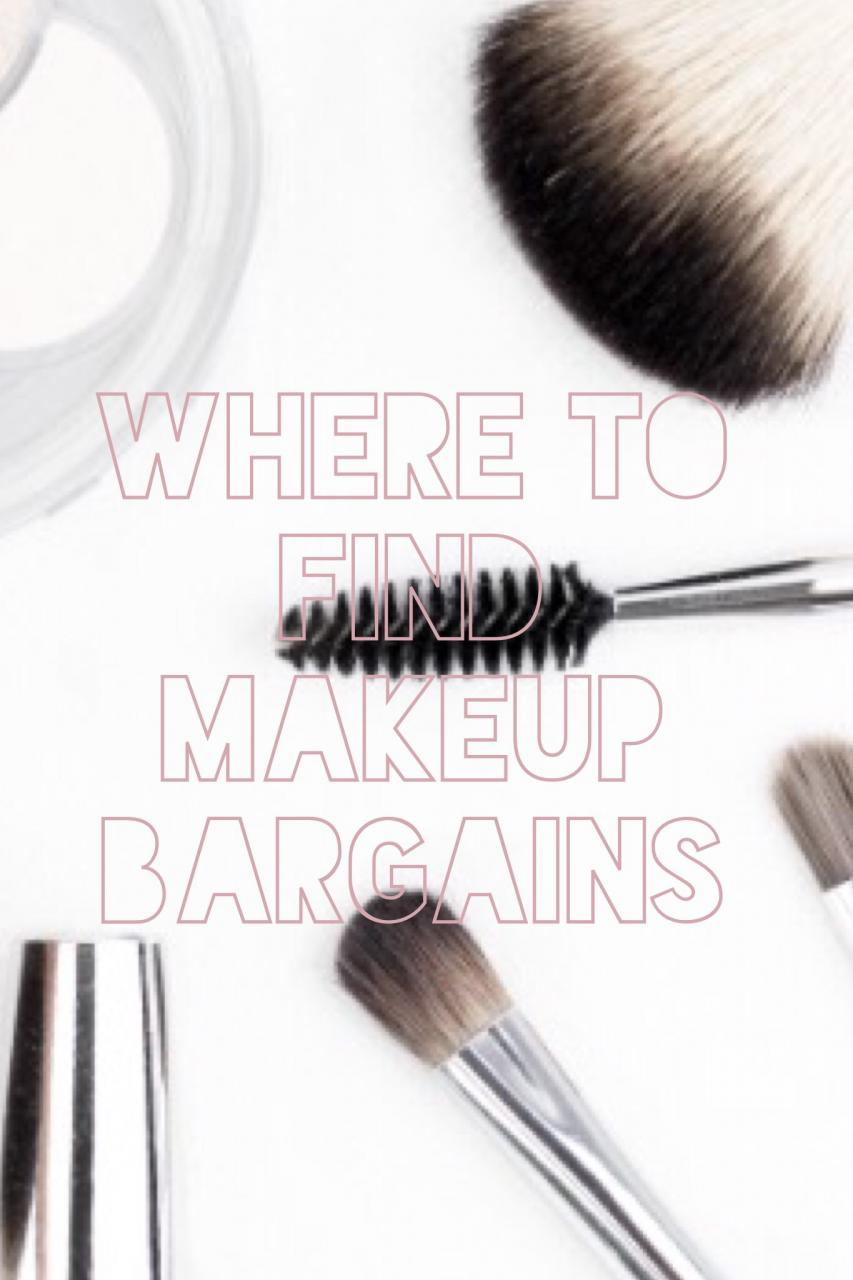 f05b53b856c Where To find and buy cheap makeup bargains pinnable image