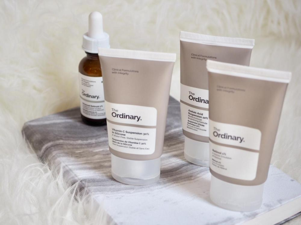 The Ordinary Cheatsheet- The Ultimate guide on how to use