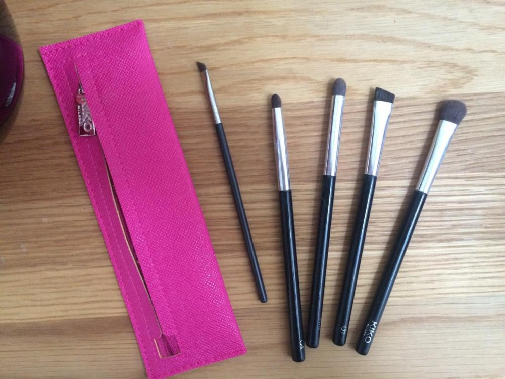 pink-smoky-eyeshadow-tutorial-with-pictures-kiko-smoky-brushes