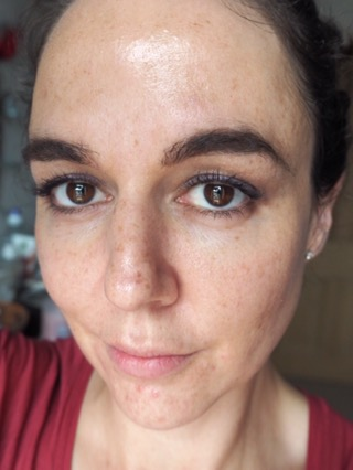 No7 beautifully matte foundation blog review bare face