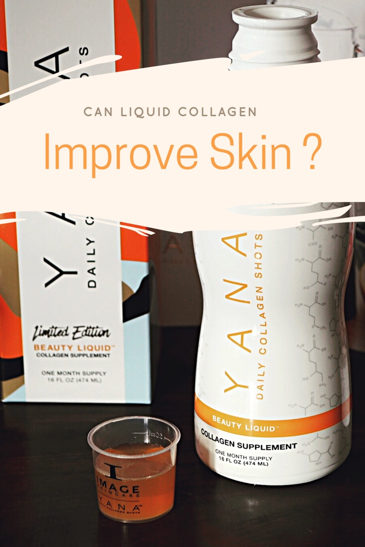 Yana Daily Collagen Shots Review-pinnable graphic