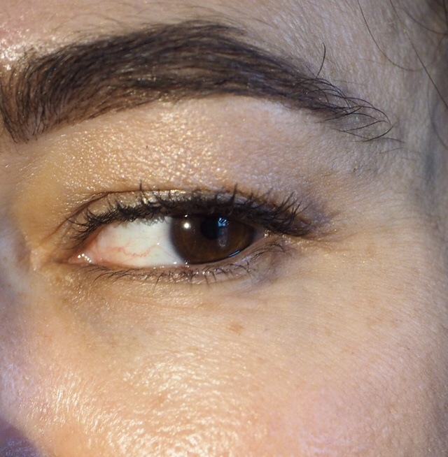 Yana Daily Collagen Shots by Image Skincare- Left Eye After