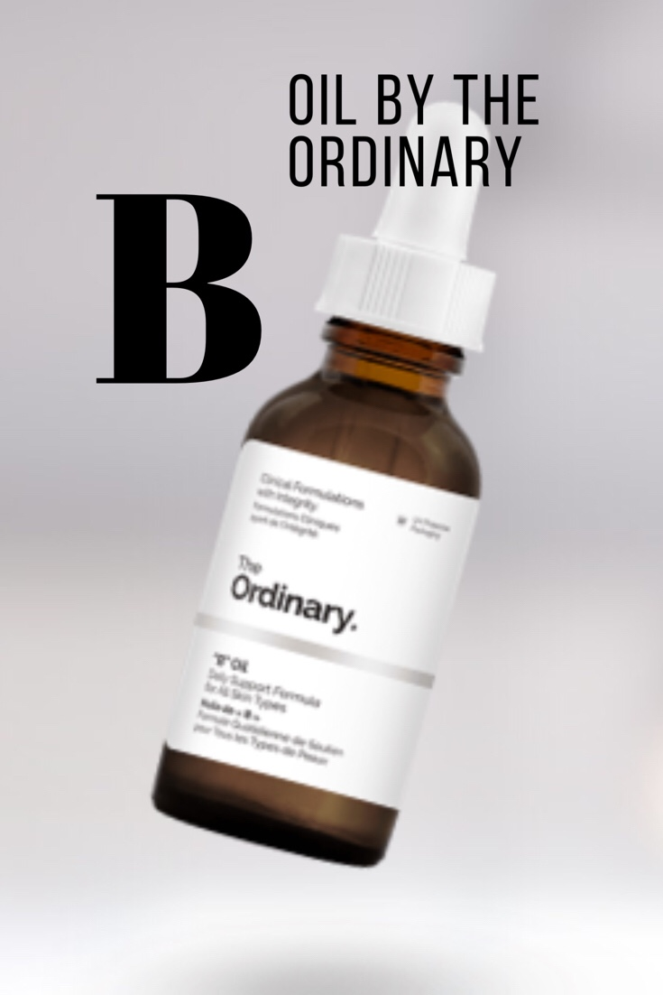 Brand New Product Alert! B Oil by The Ordinary- What is it? Will it