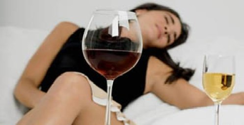 アルコール依存症 女性