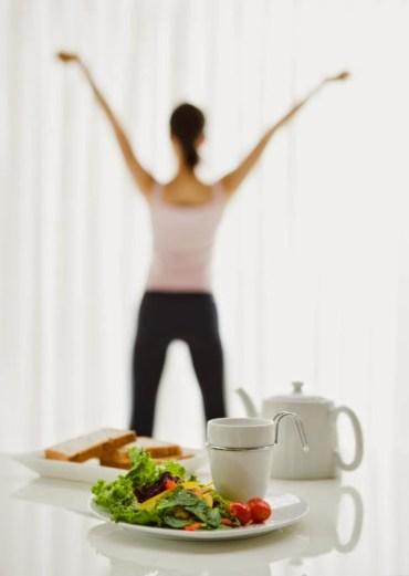 女性 食事習慣
