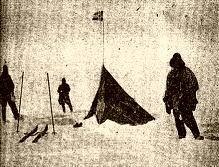南極地点 スコット隊
