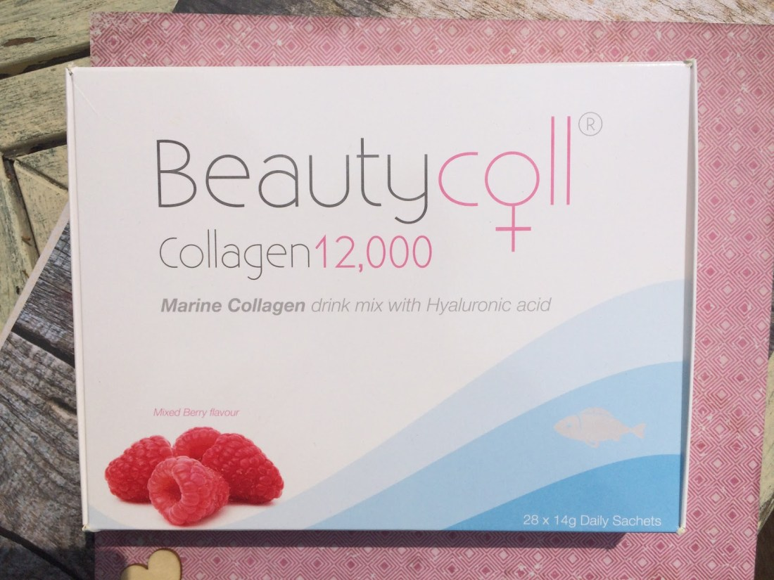 beautycoll collagen sachets