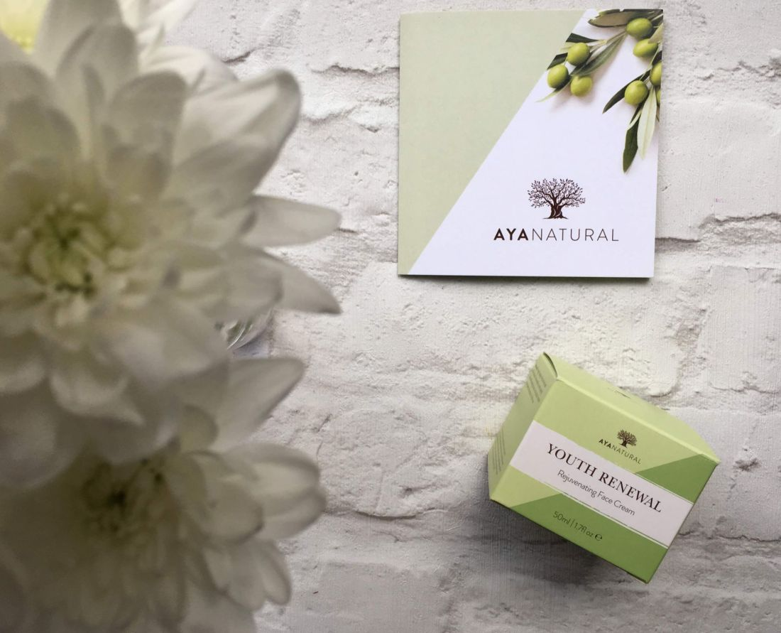 AYA NATURAL Youth Renewal Rejuvenating Face Cream