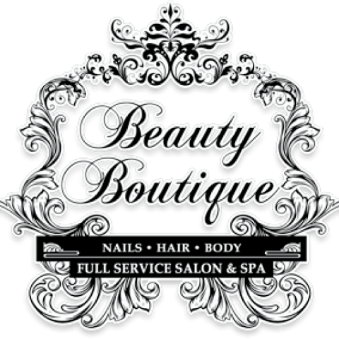 Beauty Boutique Logo - Located at 1550 Pyramid Way. Sparks, NV