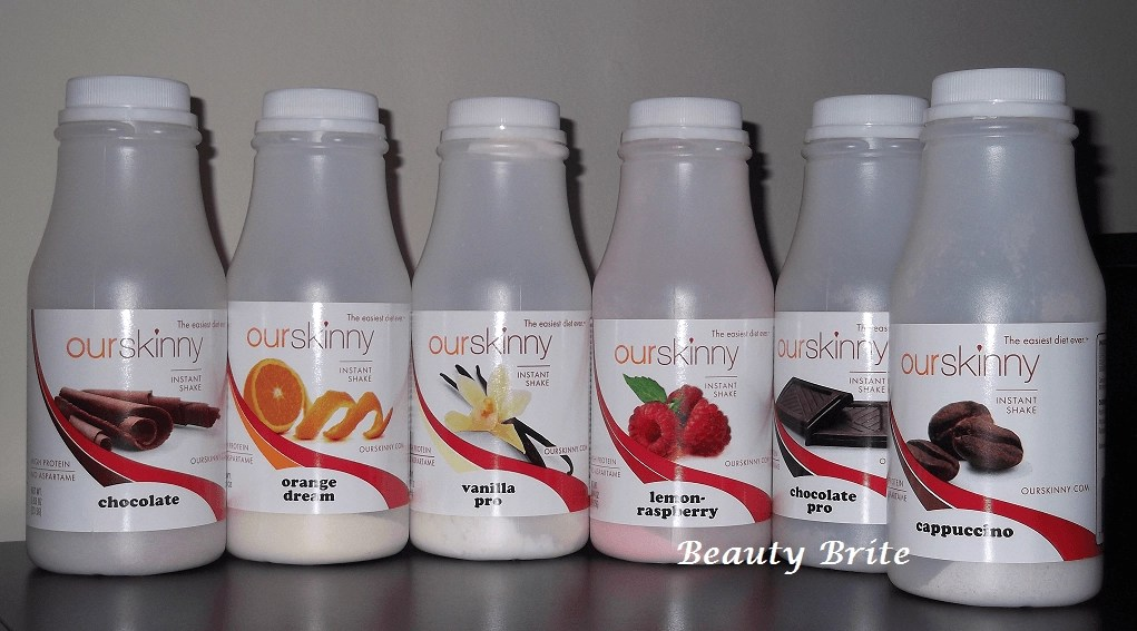 OurSkinny Shakes