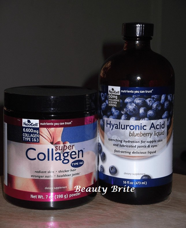 NeoCell Hyaluronic Acid and Super Collagen