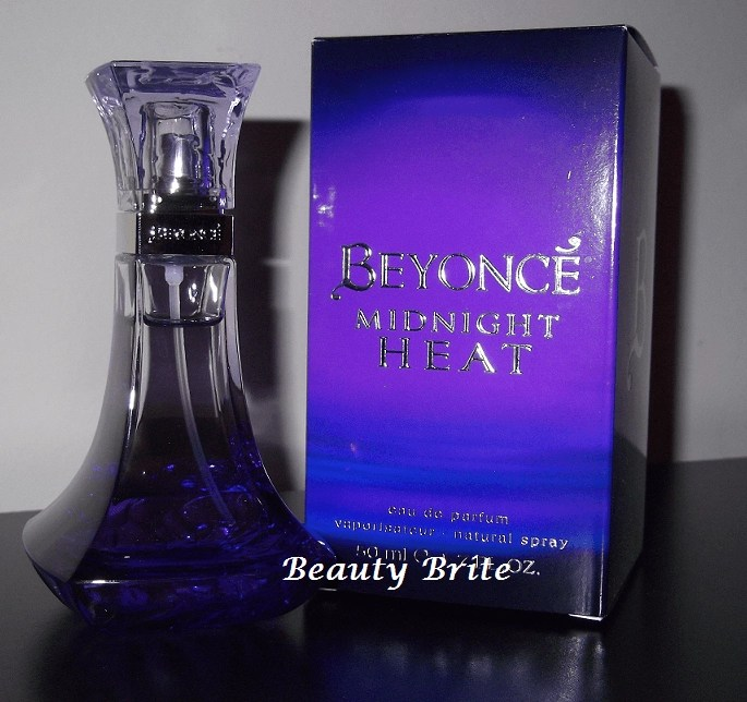 Beyoncé Midnight Heat Perfume