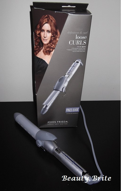 "John Frieda Loose Curls 1 1/4"" Curling Iron"