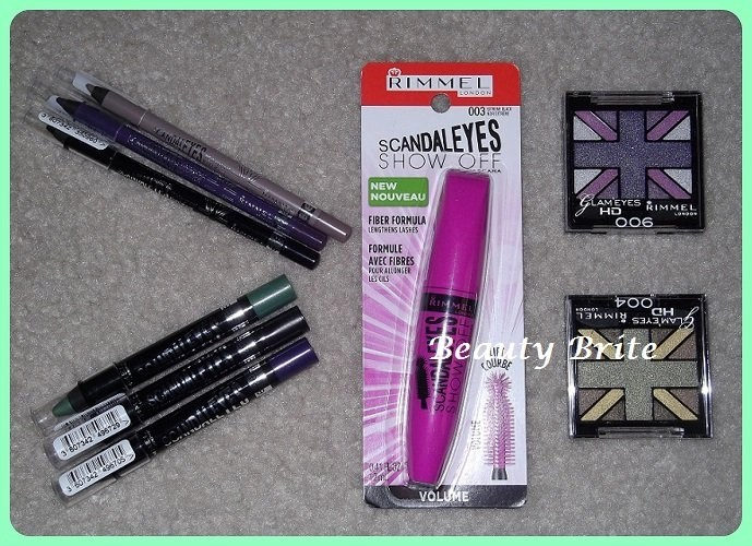 Smokey Eye Essentials from Rimmel London