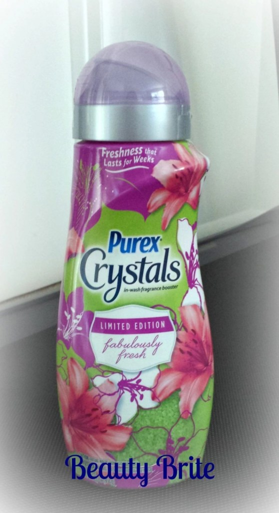Purex Crystals Limited Edition Fabulously Fresh