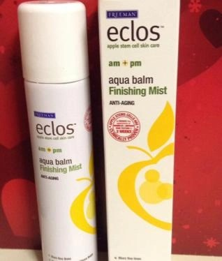 Eclos Aqua Balm Finishing Mist