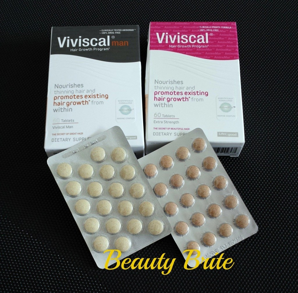 Viviscal Hair Growth