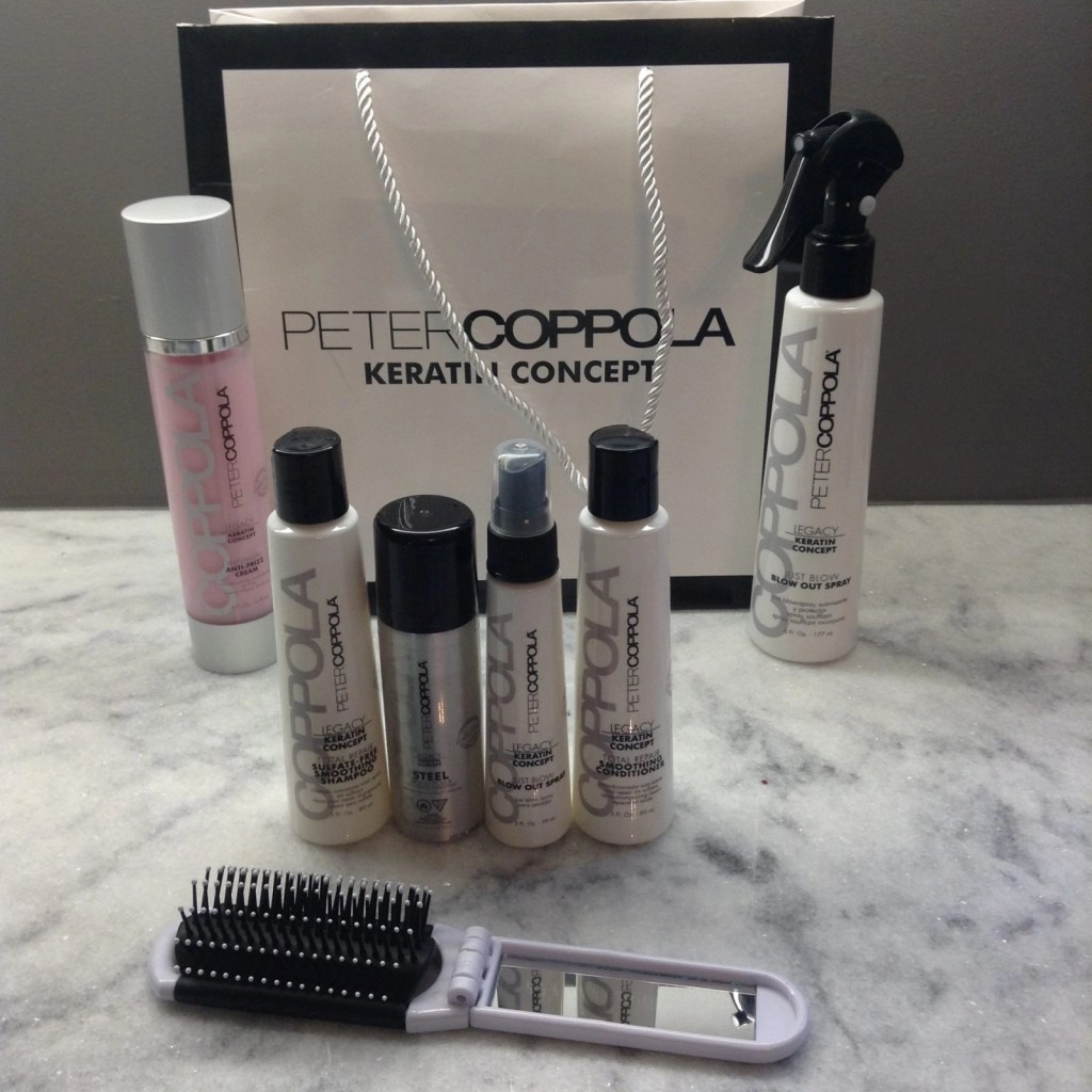 Bringing the salon home with Peter Coppola Beauty