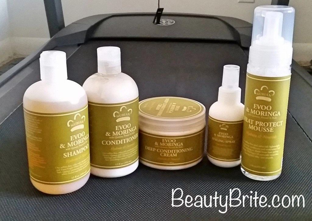 Nourish your hair with natural products