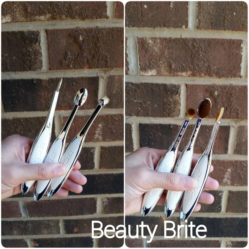 Artis Elite Mirror 3-Brush Set beautybrite