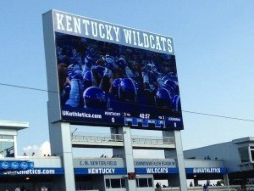 TOUCHDOWN, KENTUCKY!!! College Football Is Back! #WEAREUK