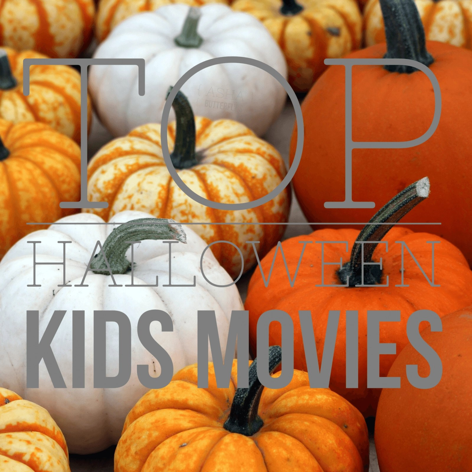 Top Halloween Kids Movies