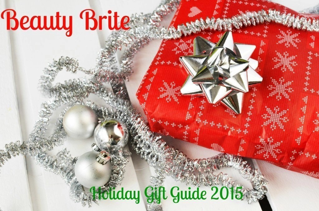 Beauty Brite Holiday Gift Guide 2015