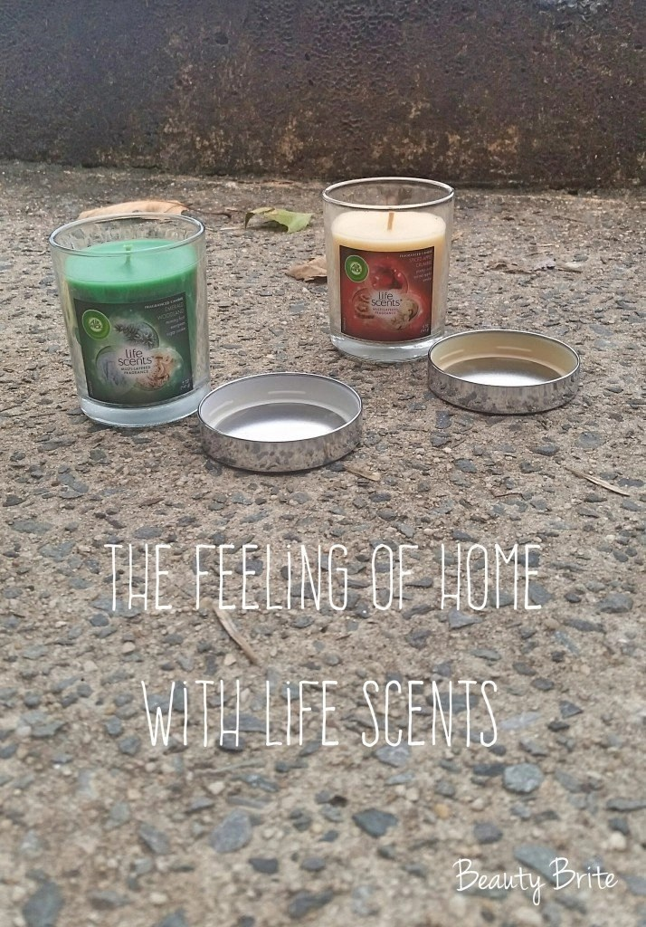 The Feeling of Home with Life Scents