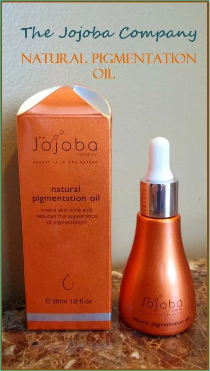 Natural Pigmentation Oil