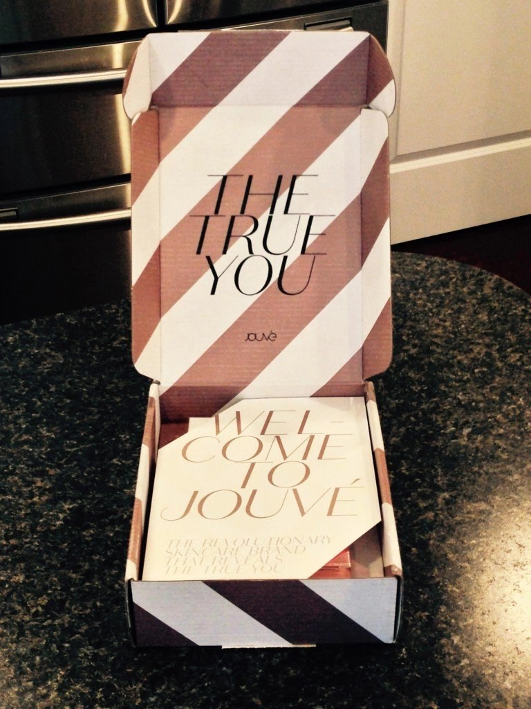 Reveal The True You With Jouve