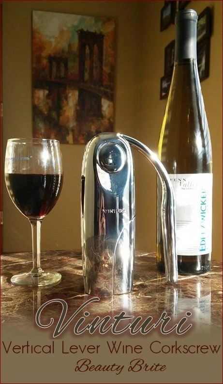 Discover the Simplicity and Beauty of Vinturi Wine Openers