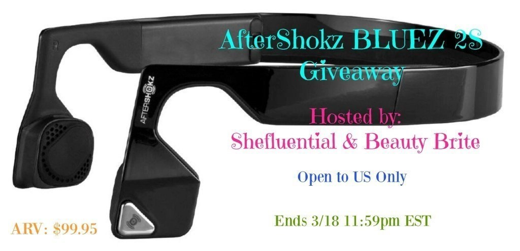 AfterShokz BLUEZ 2S Giveaway button