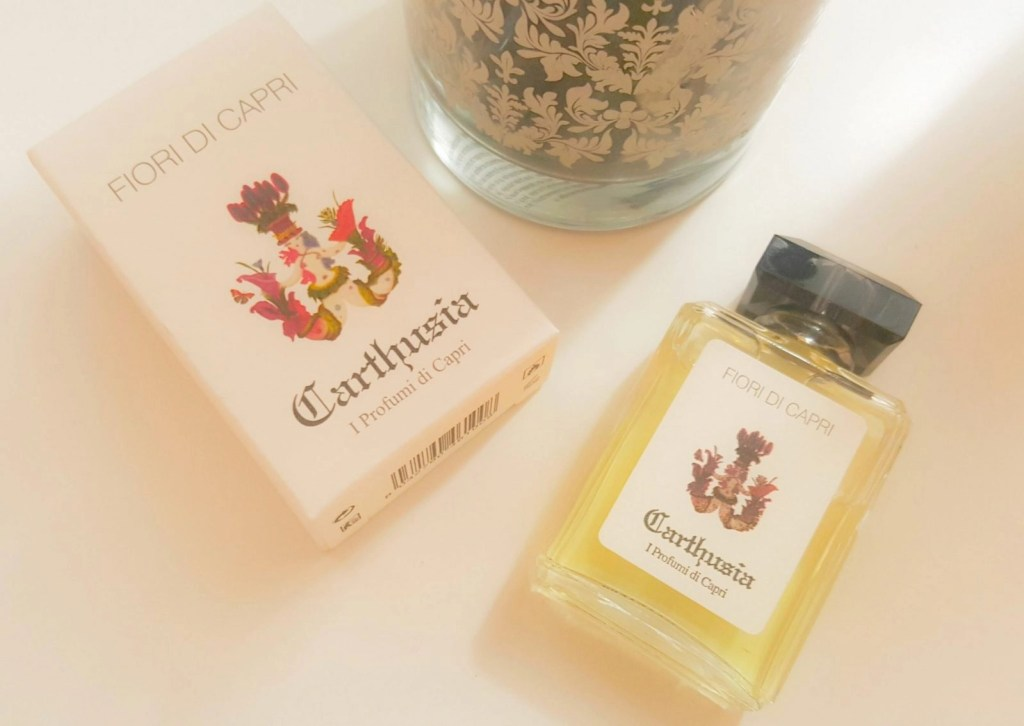 Switch Up Your Scent This Spring with Carthusia