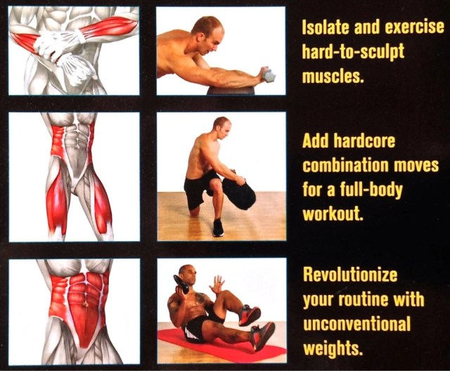 Freeweight Training Anatomy by Ryan George