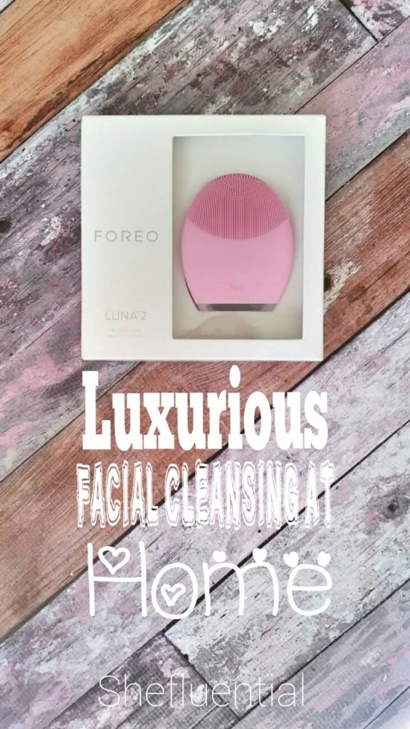 Luxurious Facial Cleansing At Home