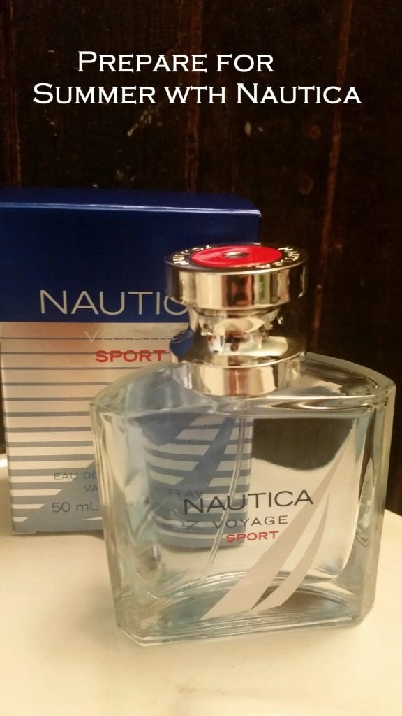 Prepare for Summer Romance - Nautica Voyage Sport Fragrance