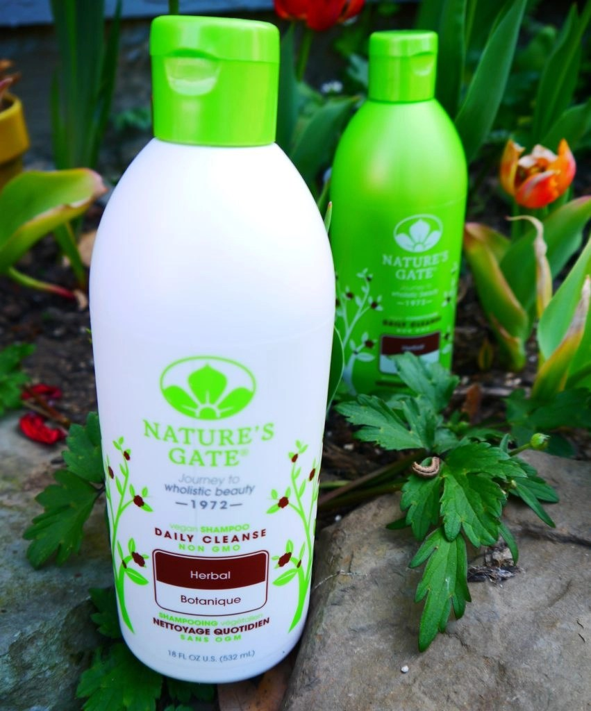 TBT Beauty Edition - Oldies but Goodies - Nature's Gate Daily Cleanse Shampoo & Conditioner