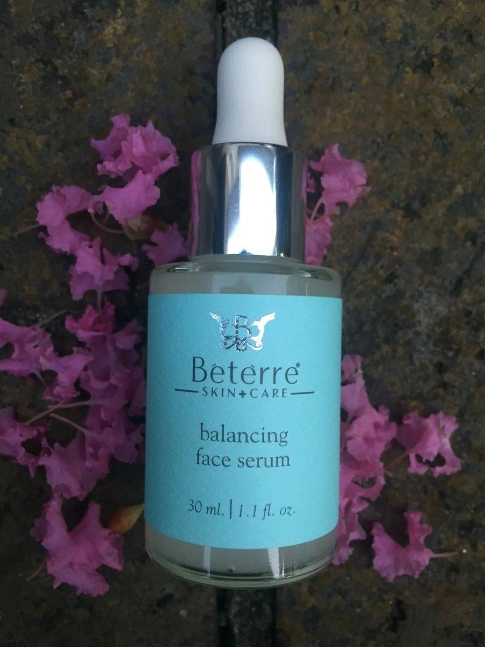 Beterre Skin + Care Balancing Face Serum