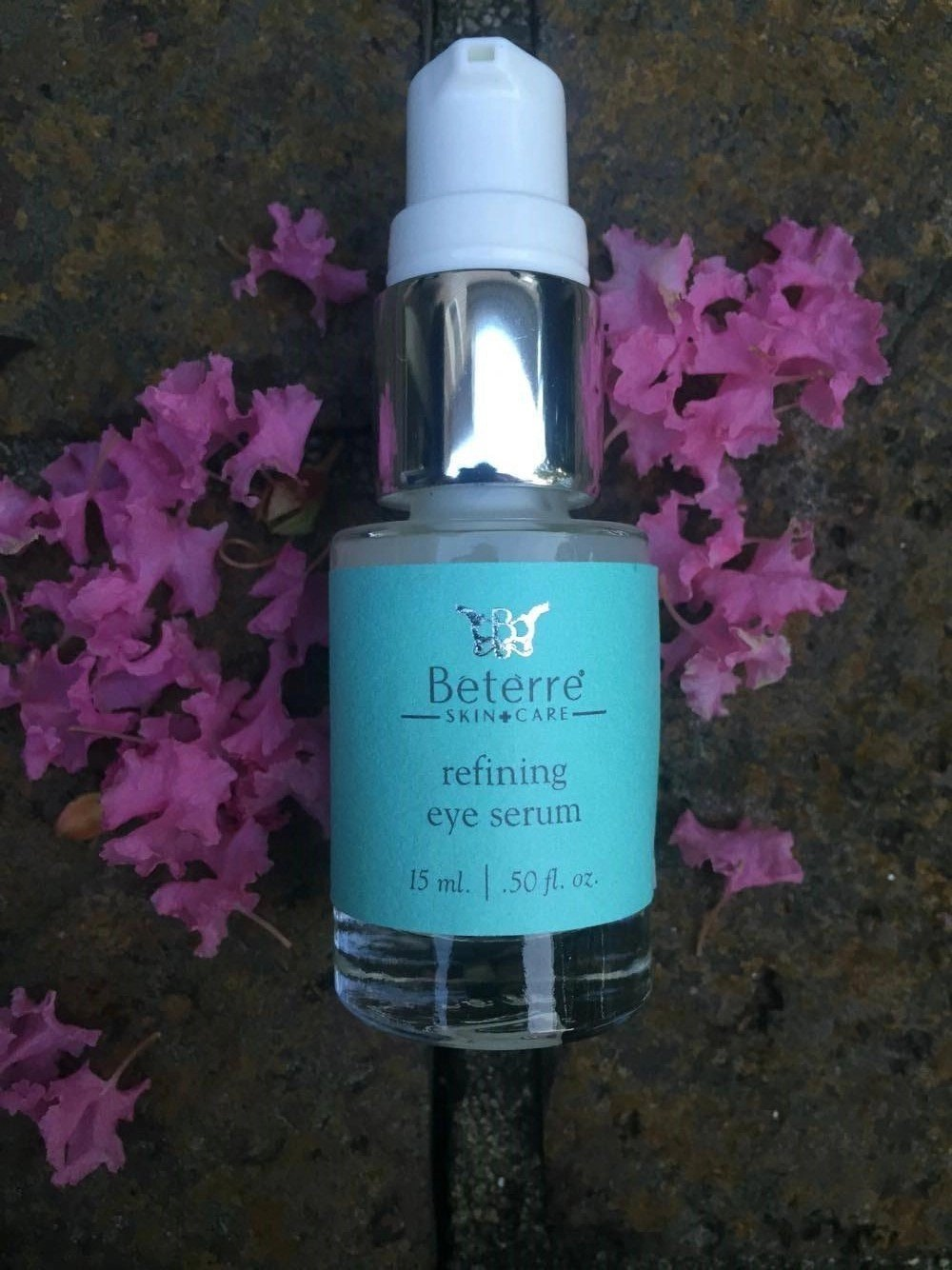 Beterre Skin + Care Refining Eye Serum