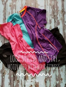 Look Stylish and Stay Motivated With Your Fitness