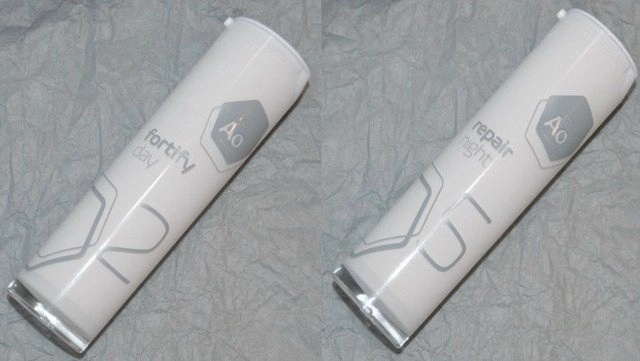 Ao Skincare Fortify Day & Repair Night Moisturizers