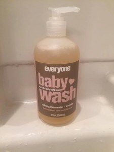 Everyone Baby Wash!