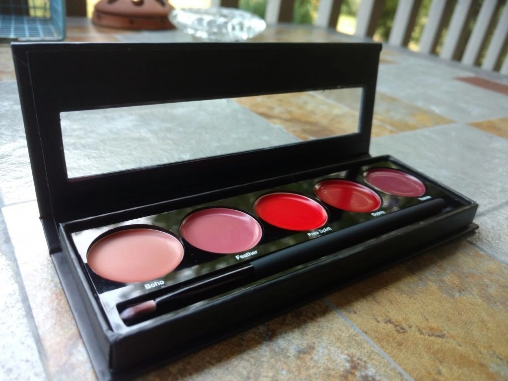 ULTA Beautiful Face Kit Lip Palette