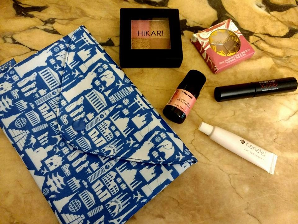 Welcome to Ipsy! A Review of the May Glam Bag
