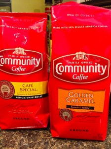 Community Coffee Bagged Coffees