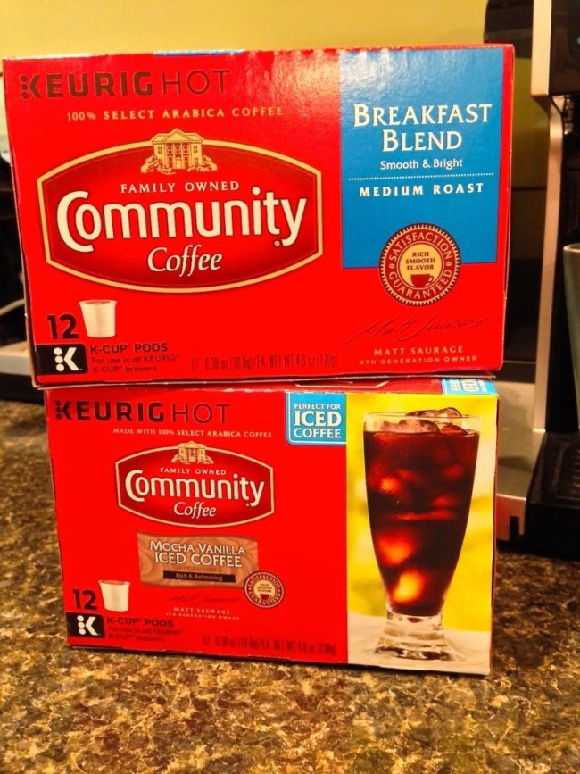 Community Coffee K-Cups