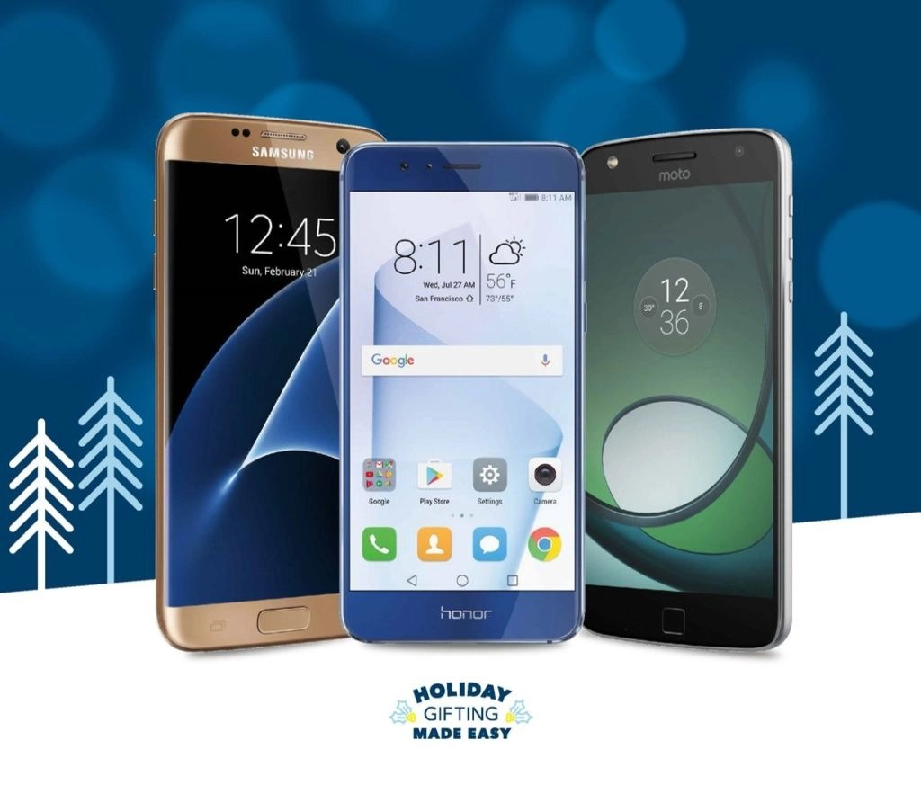 November Unlocked Smartphone Savings Event