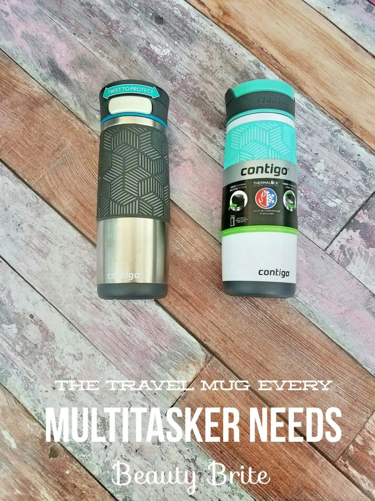 The Travel Mug Every Multitasker Needs