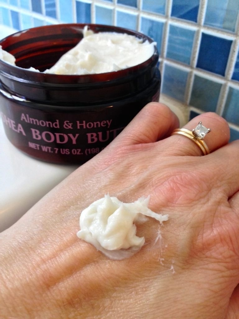 Tree Hut Bath Care-Almond and Honey Body Butter