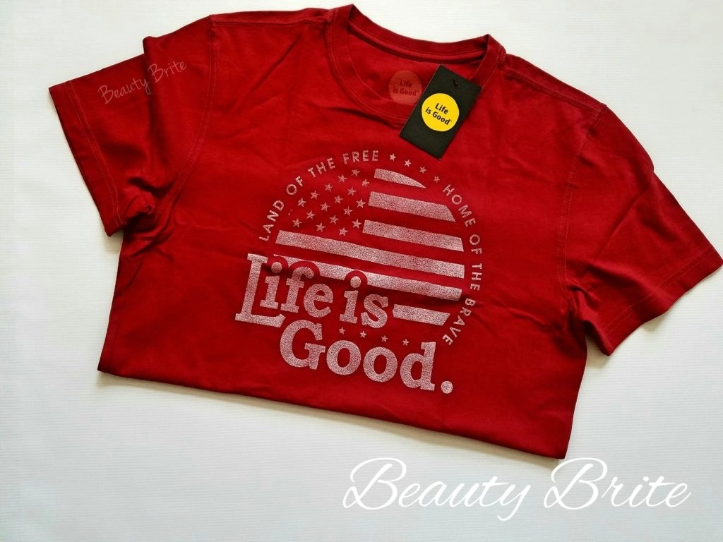 Land of the free shirt